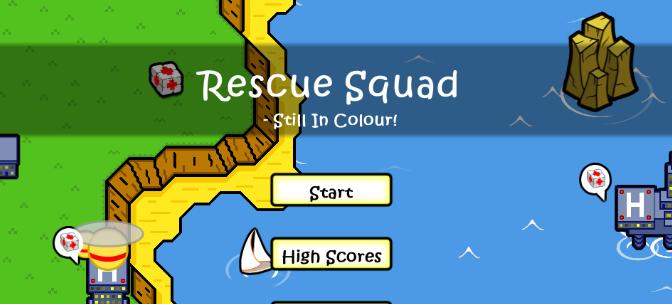Rescue Squad 1